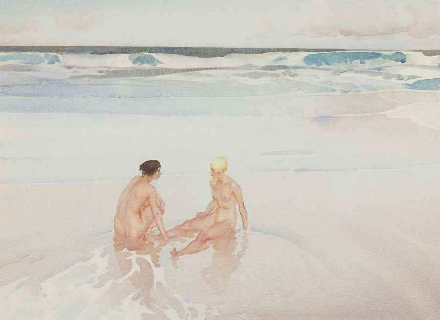 Sir William Russell Flint (1880 - 1969)